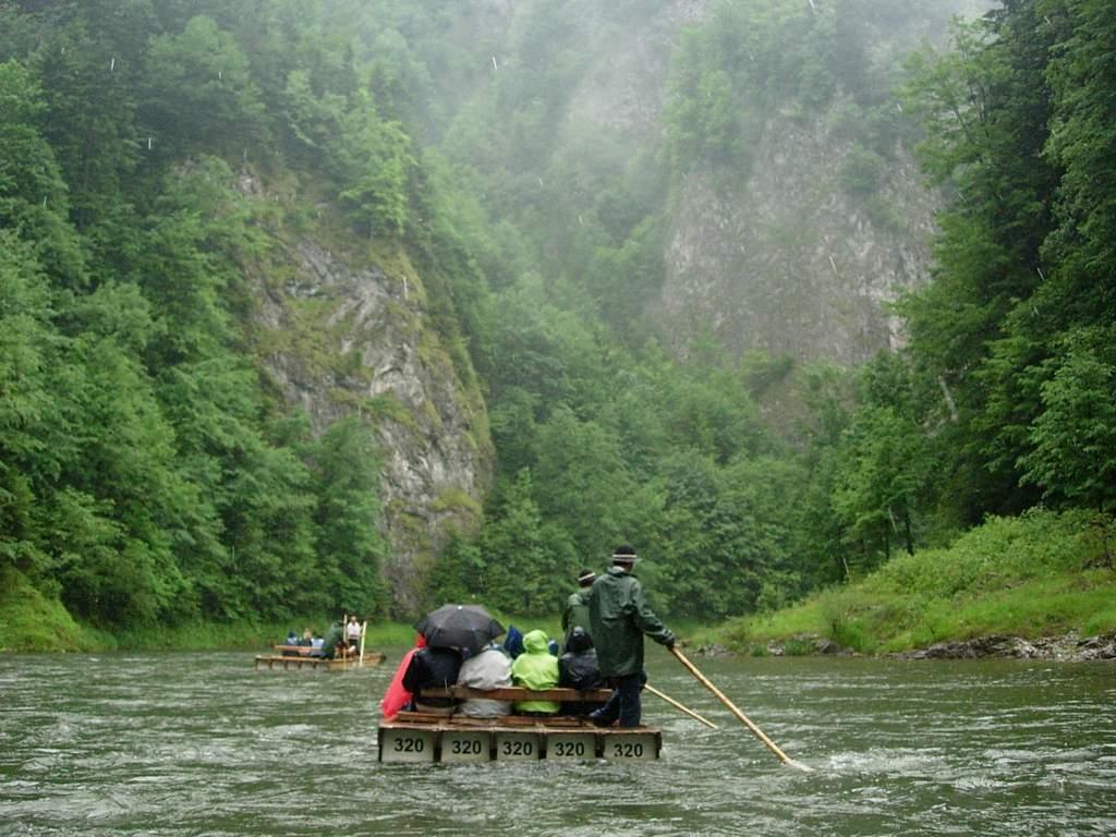 бурная река фото