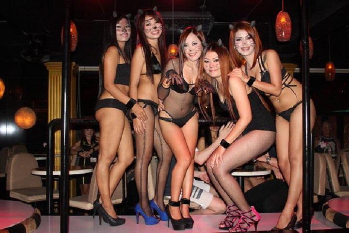 Проституток киеве тусовок место в