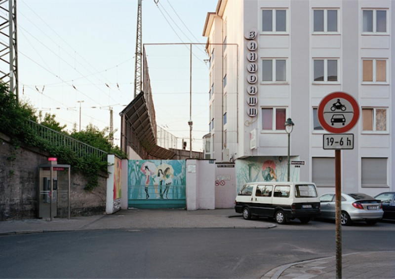 Интим-салон Hinter Dem Bahndamm - Арриво