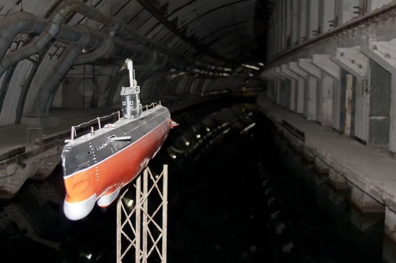 крым балаклава завод по ремонту подводных лодок