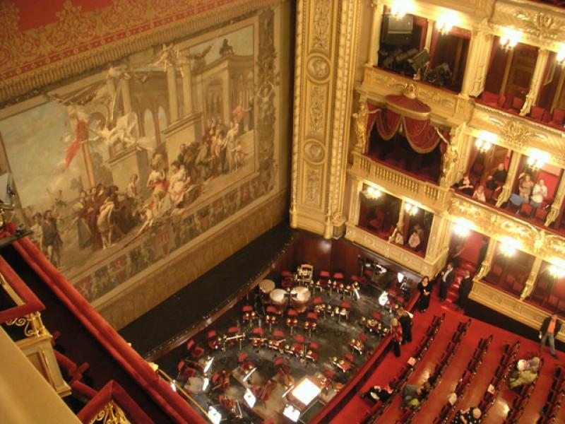 Национальный театр n rodn divadlo