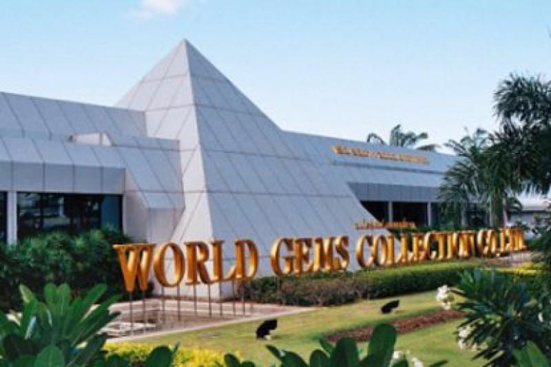 Образцы колец - ювелирная фабрика world gems collection в паттайе