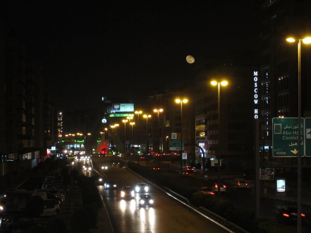фото улиц дубаи