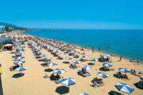 Пляжный курорт Солнечный Берег