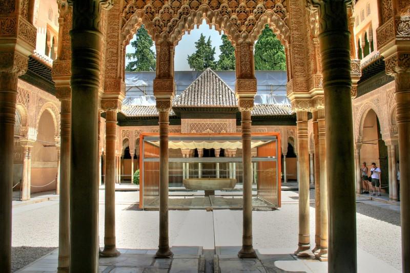 увеличить фото Альгамбра