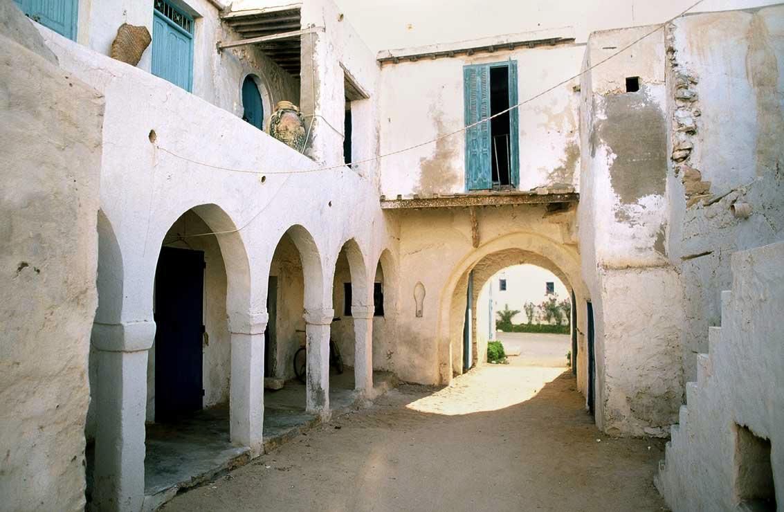 Houmt Souk Тунис