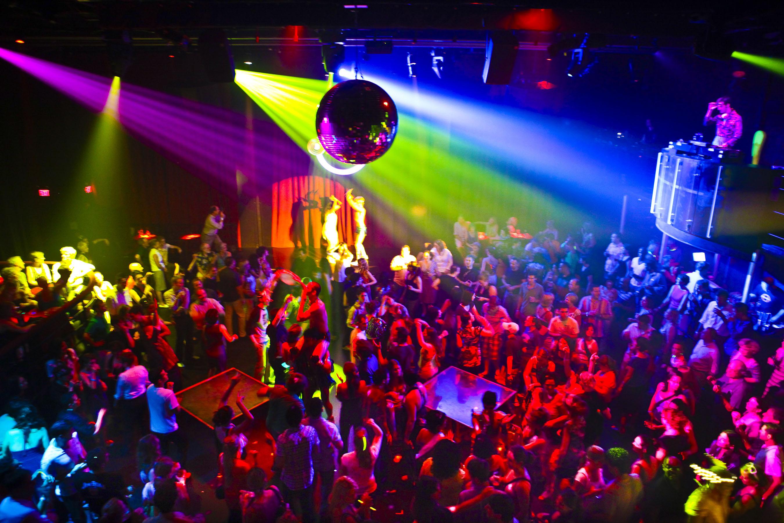Света корда в клубе 23 фотография