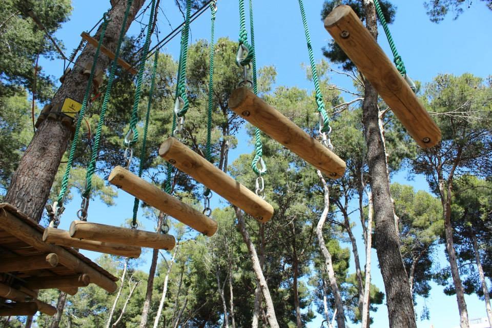Parco Aventura a Verbania