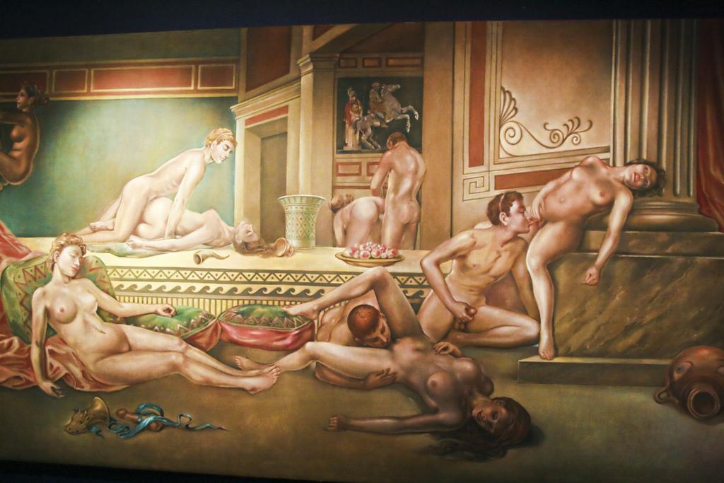 Древняя порно онлайн эротика греция