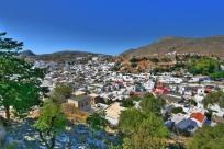 Деревня Линдос