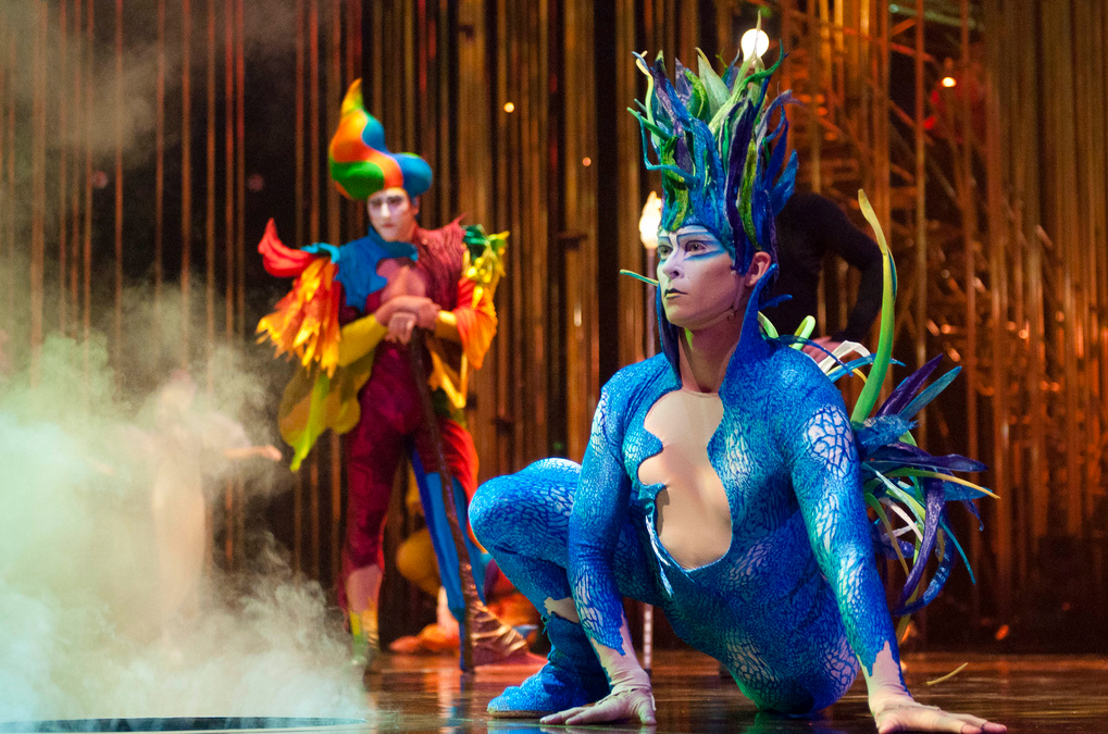 cirque du soleil s human resource management practices Ou are a team of consultantsspecializing in human resources and labour rela- order to be able to practice their art in management cirque du soleil has adopted.