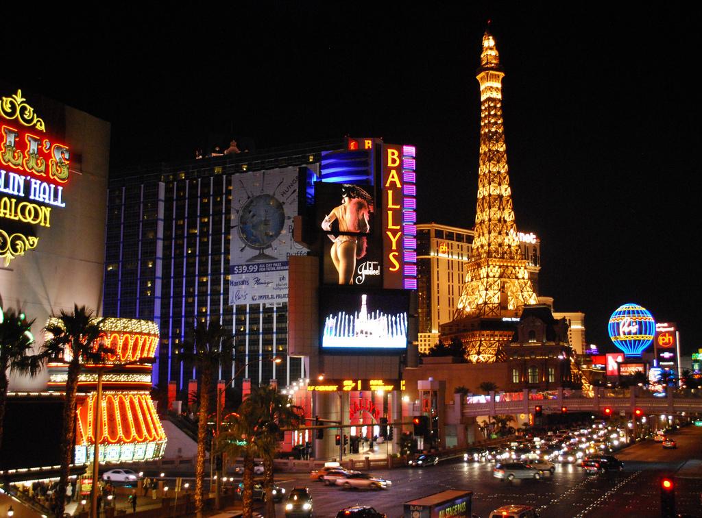 Про вебкамеру Готель-казино Стратосфера в м ст Лас-Вегас